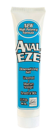 Buy now Anal-Eze Desensitizing Gel 1.5 fl oz. California Exotic
