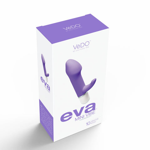Buy now VeDO Eva Mini Vibe Orgasmic Orchid Vibrators Mini