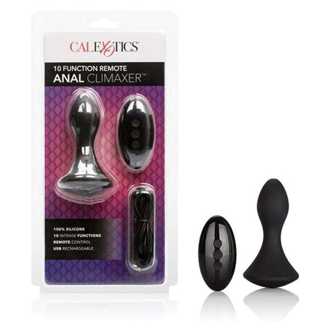 Sex Toys 10-Function Remote Anal Climaxer California Exotic buy now