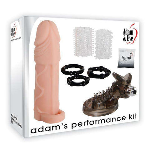 Sex Toys Adam EveAdam's Perforrmance Kit Vibrators Kits buy now