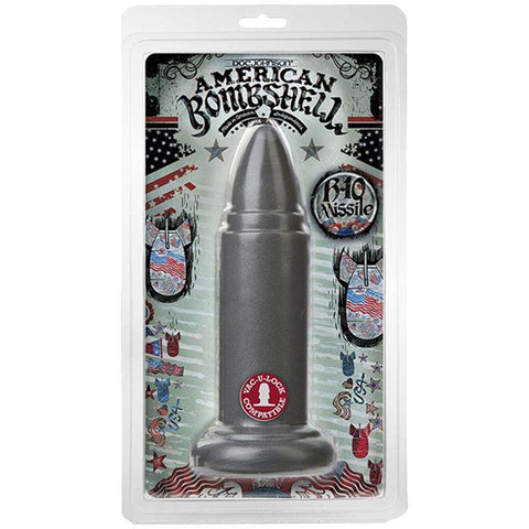 Sex Toys American Bombshell Plug B-10 Missile Doc Johnson buy now