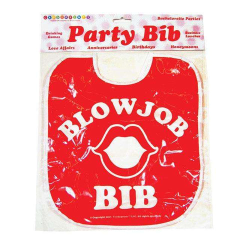 Sex Toys Blow Job Bib Little Genie Productions buy now