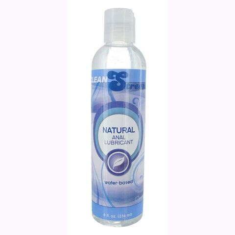 Buy now Clean Stream Anal Lube Natural 8oz. XR