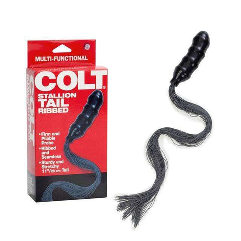 Sex Toys COLT Stallion Tail Ribbed California Exotic buy now