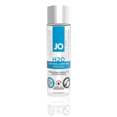 Sex Toys JO H2O Warming Lubricant (WaterBased) 8 fl oz / 240 ml System Jo buy now