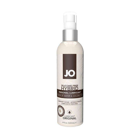 Sex Toys JO Silicone Free Hybrid Original Lubricant (Hybrid) 4 fl oz / 120 ml System Jo buy now
