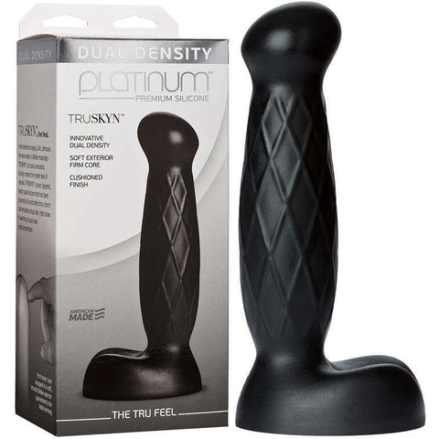 Sex Toys Platinum The Tru Feel Black Doc Johnson buy now