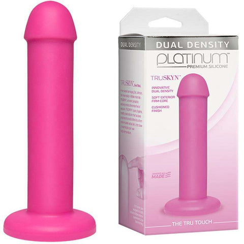 Sex Toys Platinum The Tru Touch Pink Doc Johnson buy now