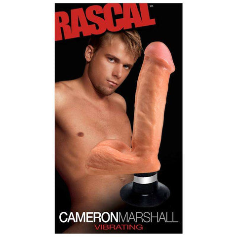 Sex Toys Rascal Cameron Marshall DUOtouch 6X Vib Channel 1 Releasing buy now