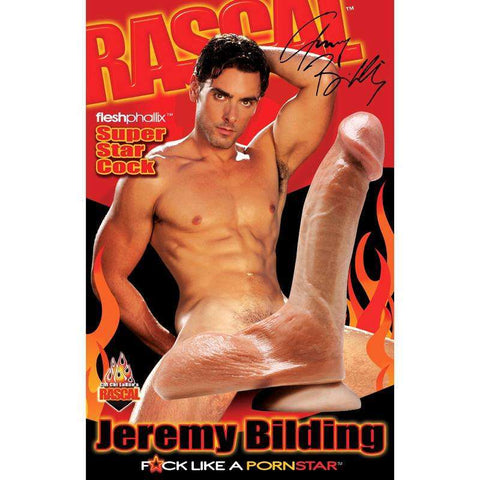 Sex Toys Rascal Jeremy Bilding FleshPhallix Cock Channel 1 Releasing buy now