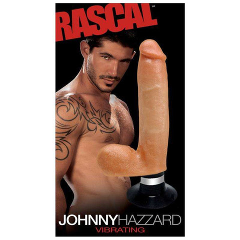 Sex Toys Rascal Johnny Hazzard DUOtouch 6X Vib Channel 1 Releasing buy now