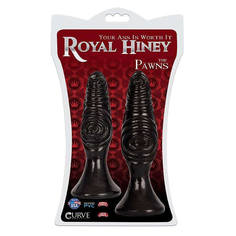 Sex Toys Royal Hiney Red The Pawns Black Curve Novelties buy now