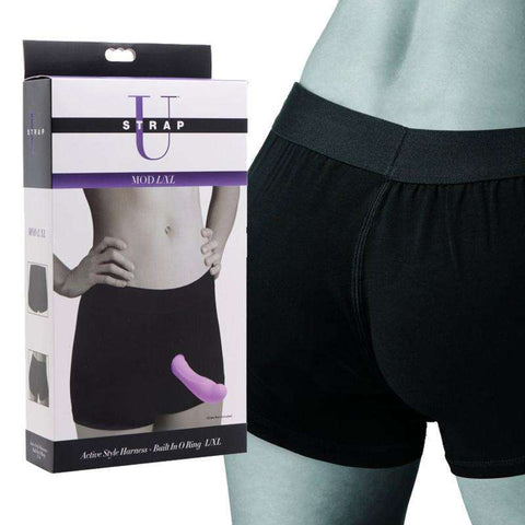 Sex Toys Strap U Mod Active Style Packer Boxer Briefs L/XL LGBT Packer XR buy now