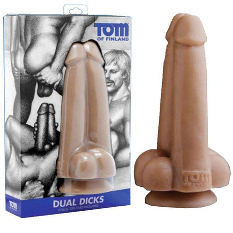 Sex Toys ToF Dual Dicks XR buy now