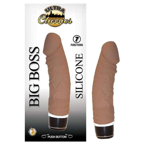 Sex Toys Ultra Classics Big Boss Brown Nasstoys buy now