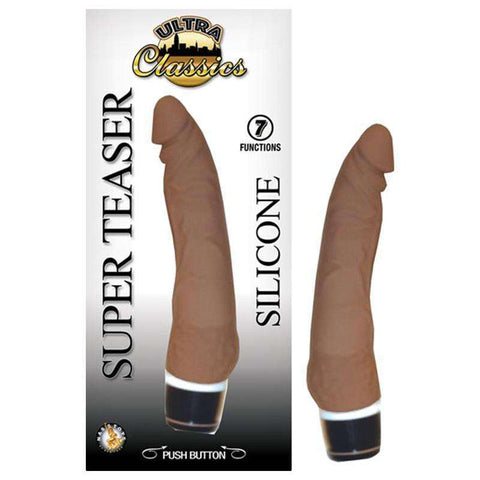 Sex Toys Ultra Classics Super Teaser Brown Nasstoys buy now