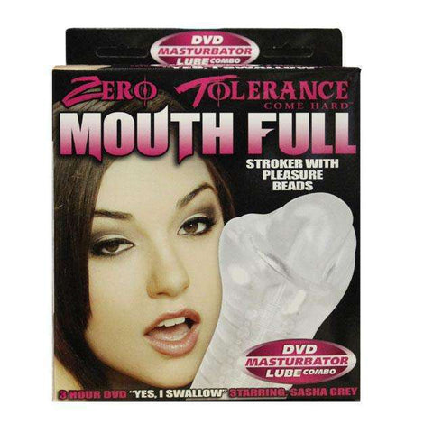 Sex Toys Zero Tollerence Mouth Full Vibrators Kits buy now