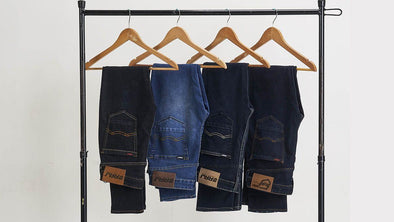 4 Styles Of Jeans Every Guy Needs