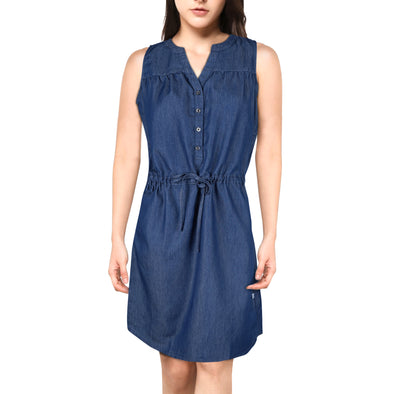 RRJ Ladies Modified Dress Regular Fit 16011 (Medium Wash)