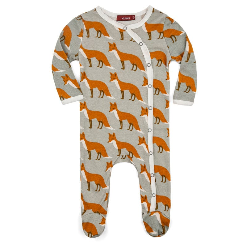 fox baby clothes