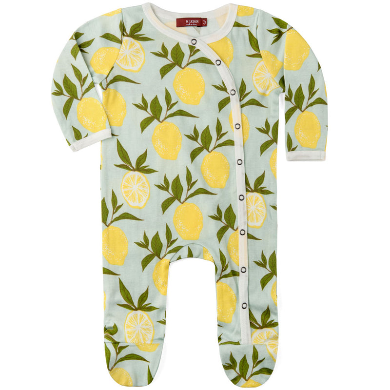lemon baby clothing