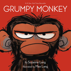 Grumpy Monkey (Hardcover Book)