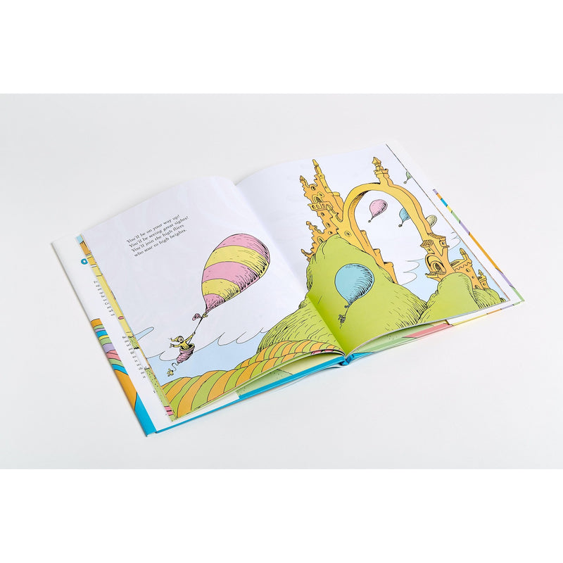 Oh, the Places You'll Go! (Hardcover Book)