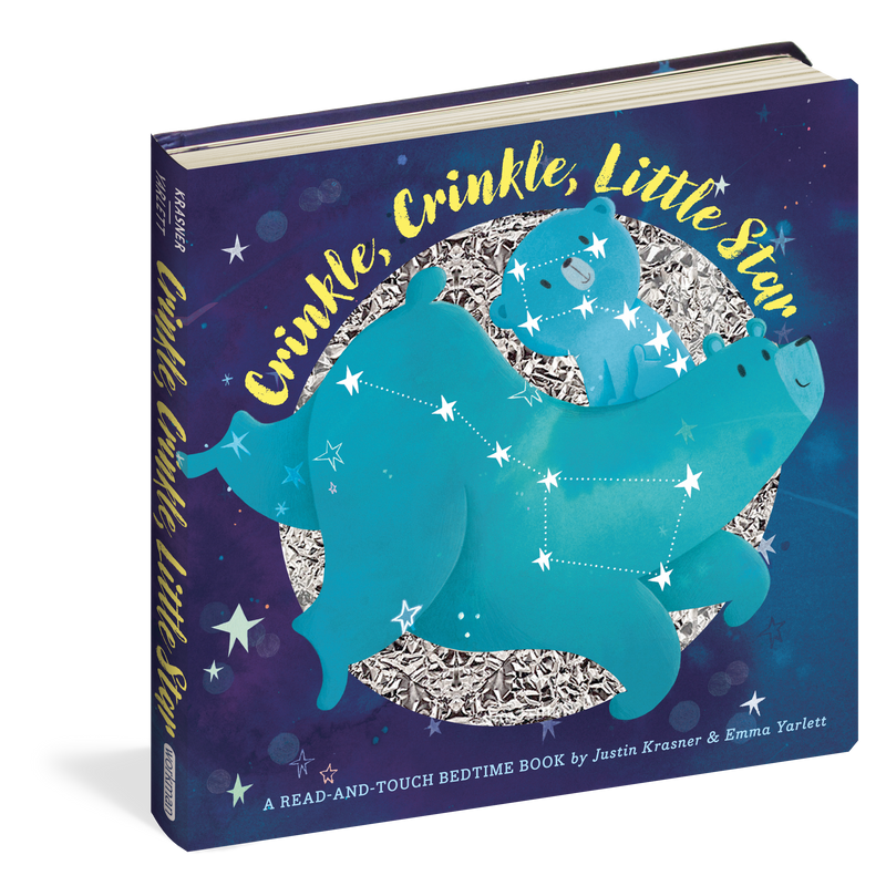 crinkle crinkle little star book