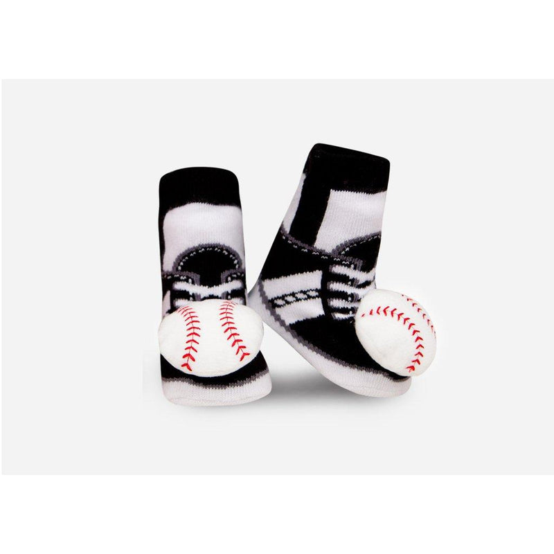 Baby Baseball Socks