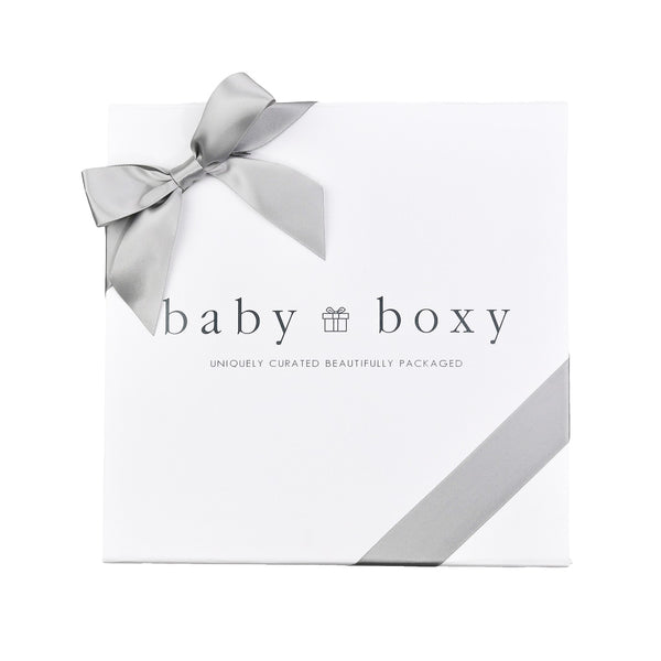 Burger & Fries Baby Gift Box