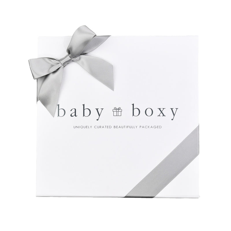 Boy Girl Twins Baby Gift Box