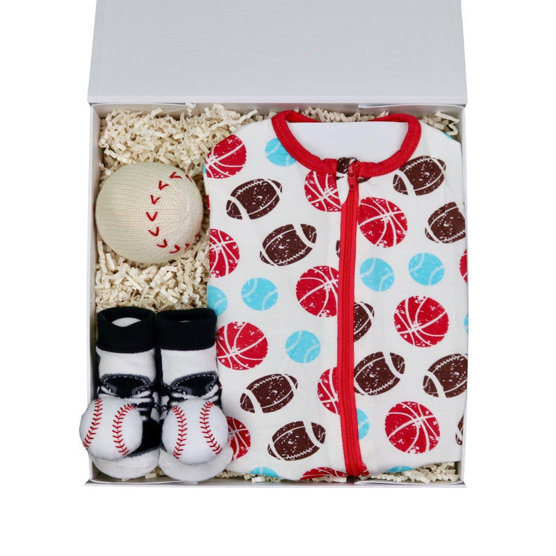 Sports Baby Gift Set