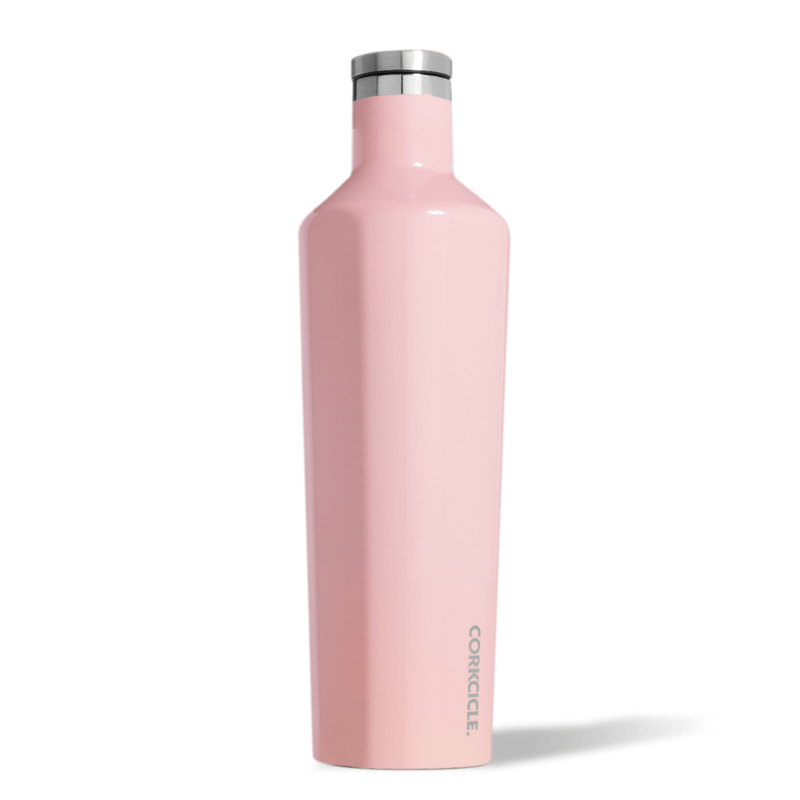 Corkcicle Classic Canteen - Rose Quartz
