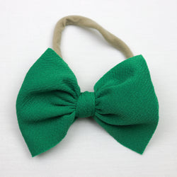 Little Lopers Holly Skinny Bow (One Size)