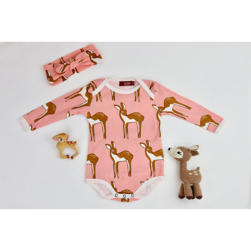 Oh Deer! Baby Gift Box (Pink)