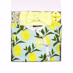lemon baby gift box