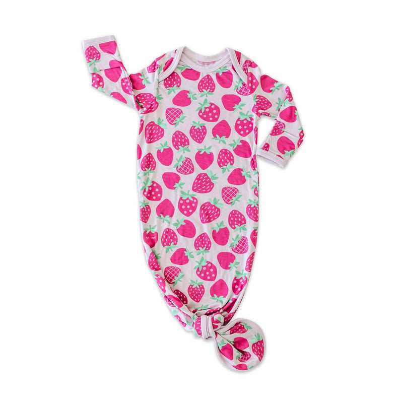 strawberry baby clothes