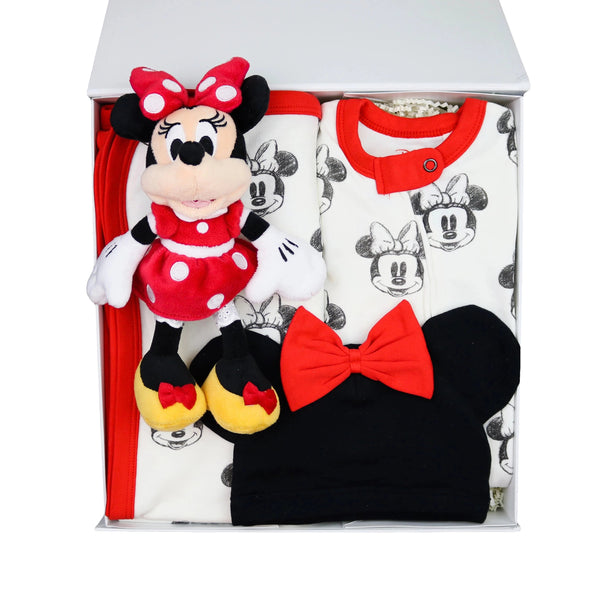 minnie mouse baby gift