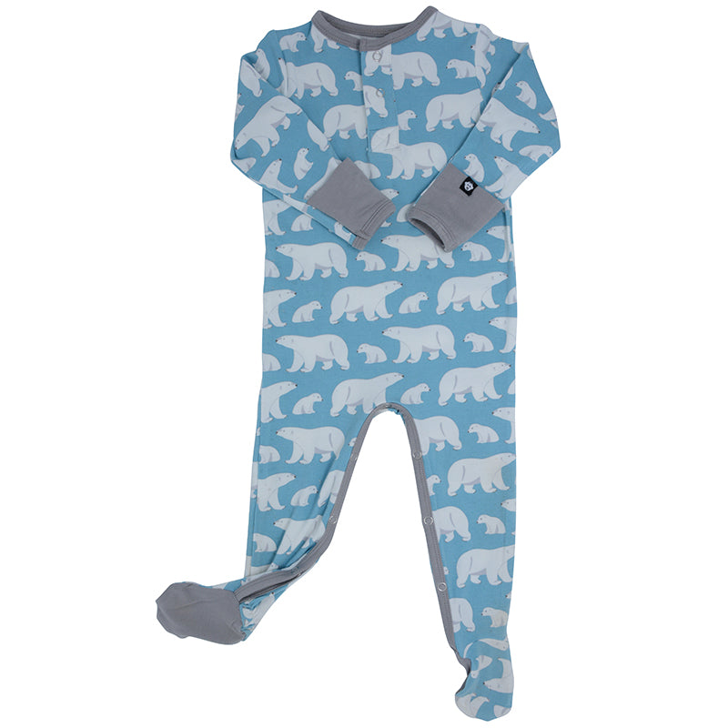 Polar bear baby clothes