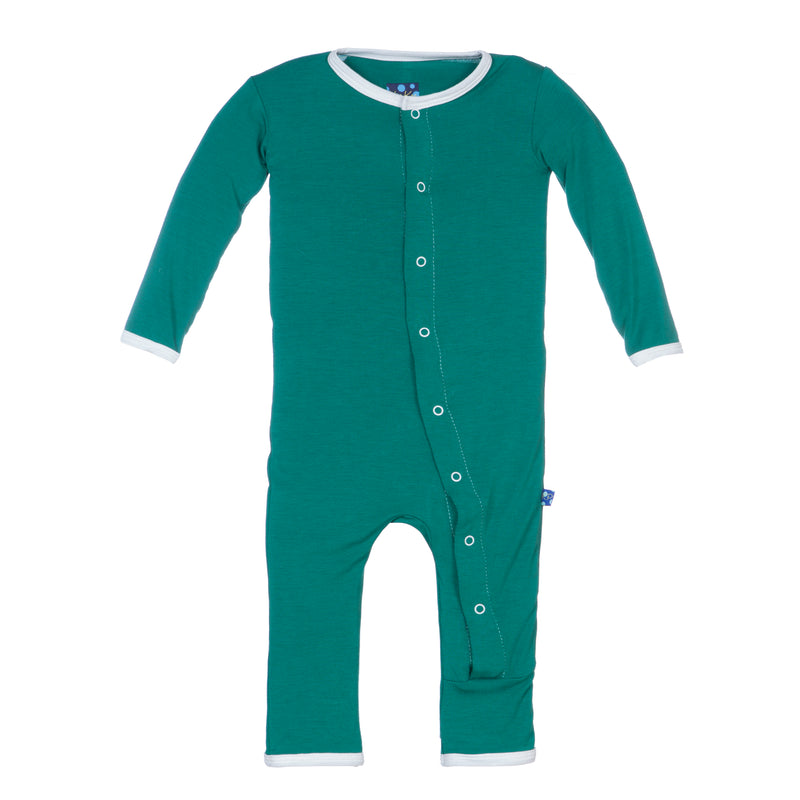 green baby clothes