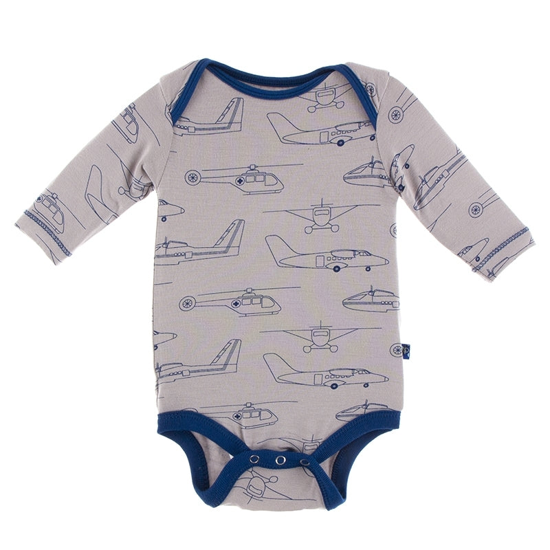 airplane baby clothes