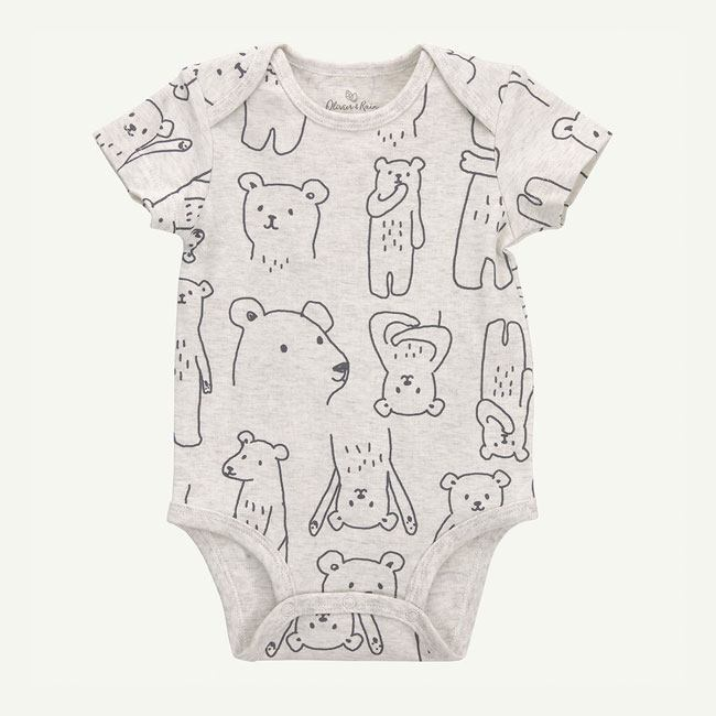 bear baby clothes