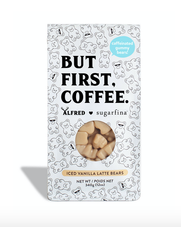 Sugarfina Iced Vanilla Latte Bears (12 oz bag)