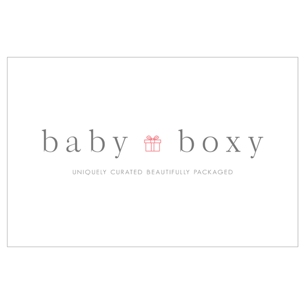Baby Boxy Greeting Card (Free)
