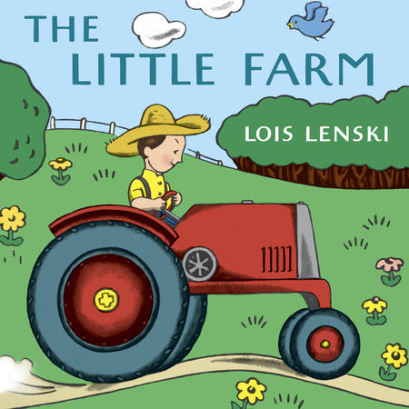 little farm baby book