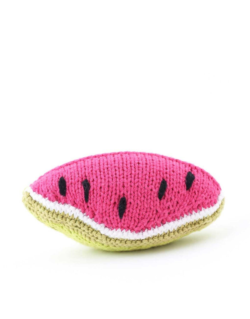 Watermelon Baby rattle