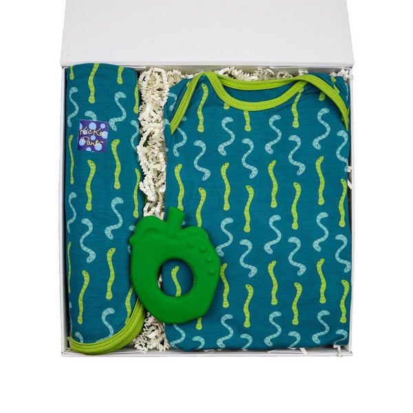 Kickee Pants worms gift box