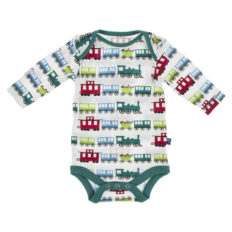train baby clothes