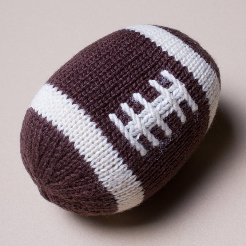Baby Football Rattle