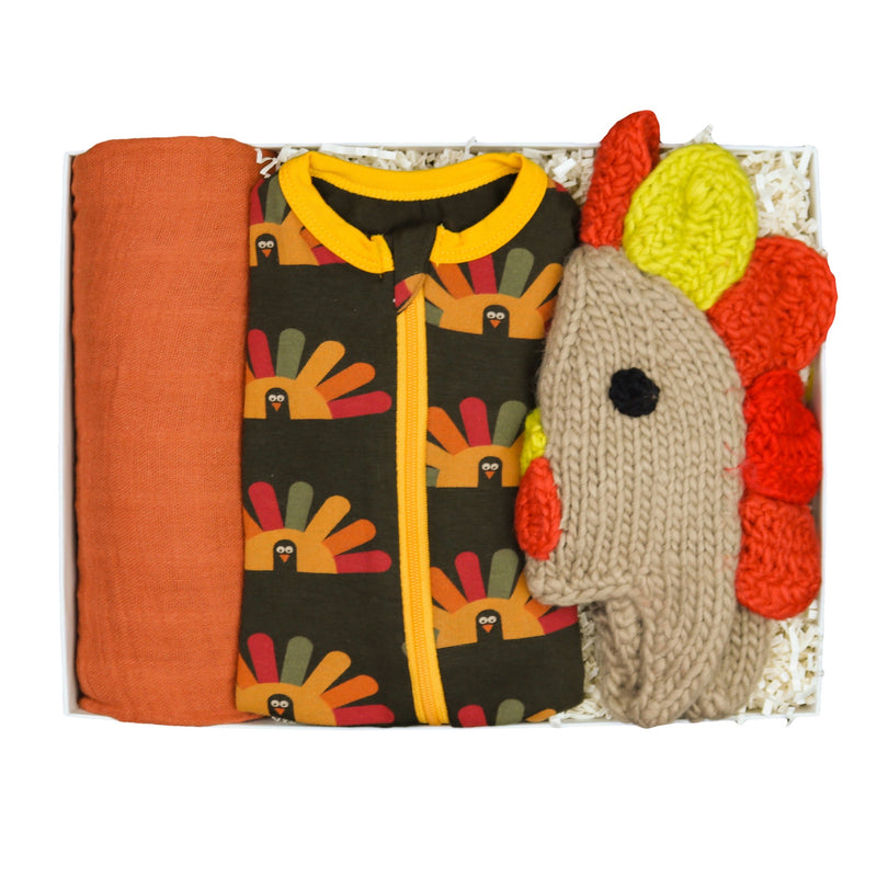 Little Turkey Baby Gift Box
